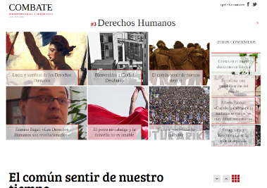 revistacombate.com screenshot